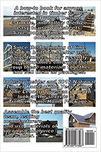 Timber Frame Home Package: Budget, Design, Estimate, and Secure ...