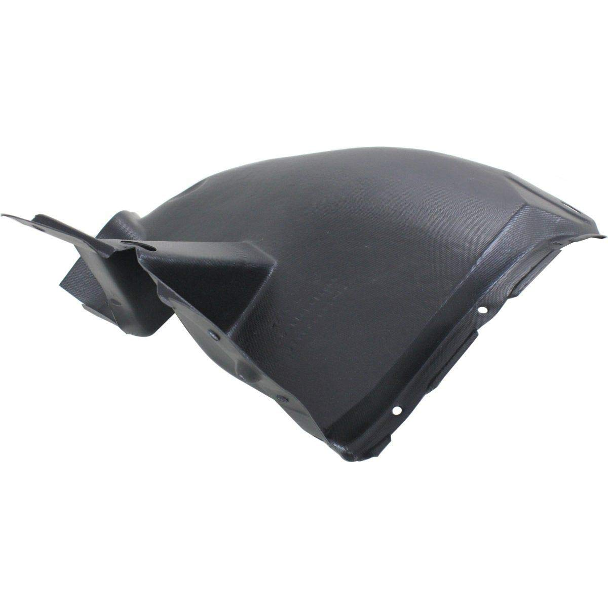 Splash Shield For 2003-2007 Cadillac CTS Front, Driver Side Front Section Parts Galaxy