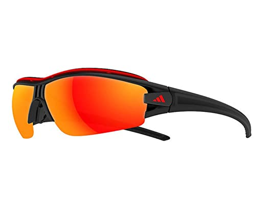 a59c66d97e Image Unavailable. Image not available for. Color  ADIDAS Evil eye halfrim  PRO Sunglasses ...