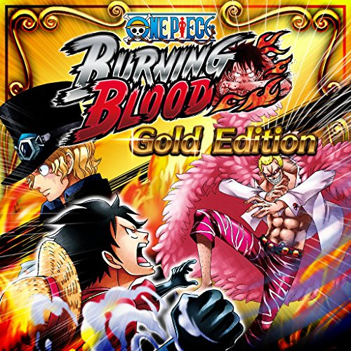 One Piece Burning Blood - Gold Edition - PS Vita [Digital Code] by Bandai