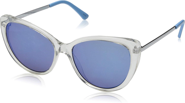 Laundry by Shelli Segal Women's Ls174 Cat-Eye Sunglasses