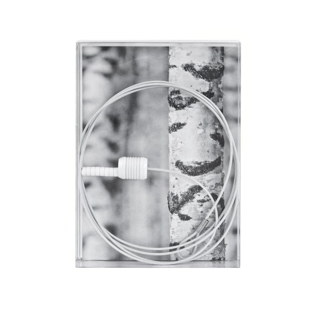 Aimant Experts Tf-tf1643Photo Magnétique fils avec 8aimants Blanc