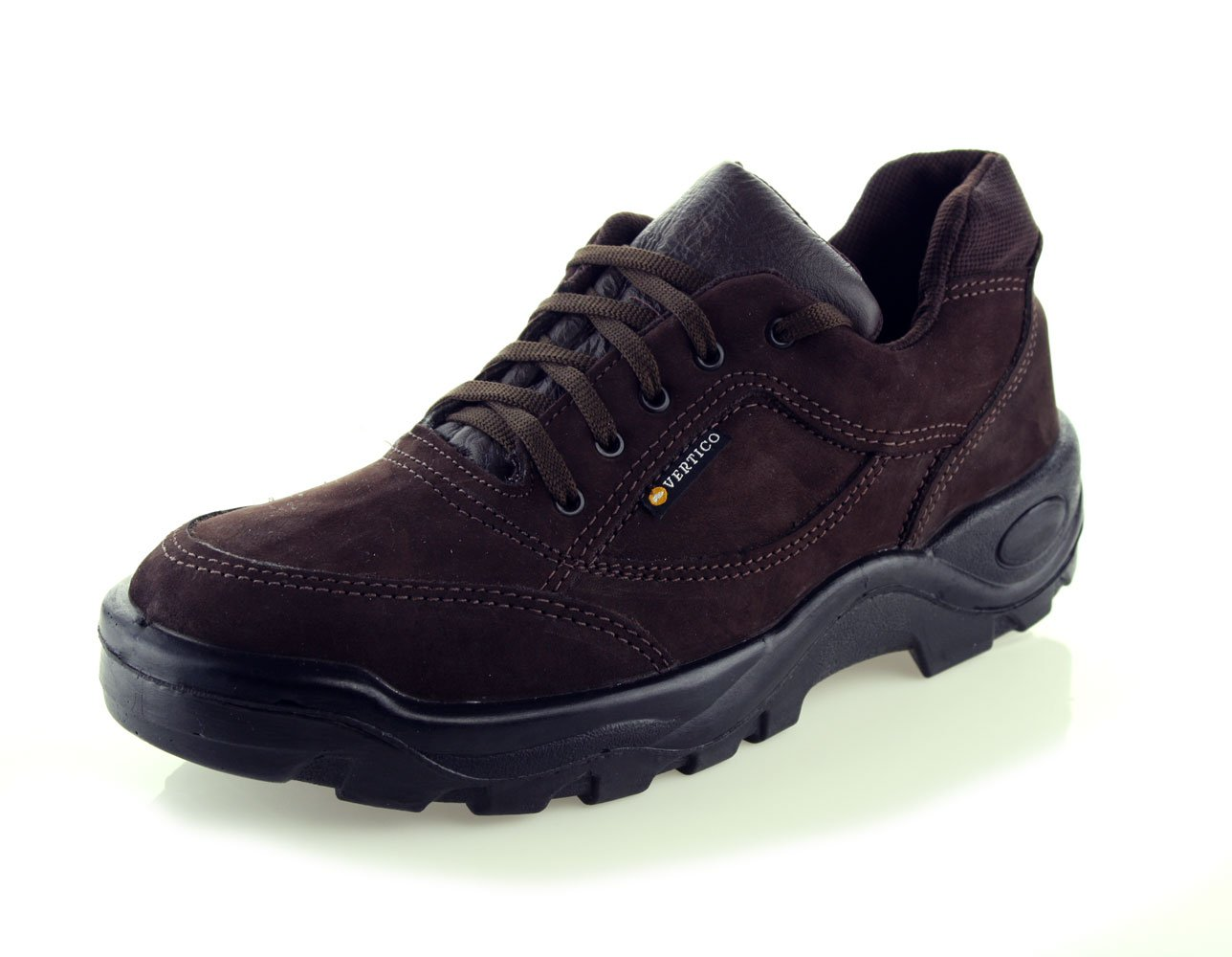 Vertico Ascender LT Shoes Brown Leather EU 45