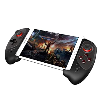 DZYXSB Versenkbare Drahtlose Bluetooth Game Controller Gamepad für Android/Nintendo Schalter/Win 7/8 /10