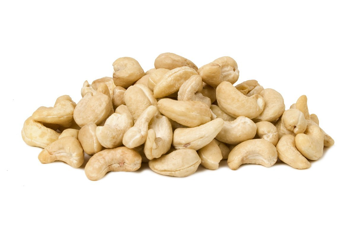 Sincerely Nuts - Large Jumbo Raw Cashews Whole and Unsalted | Two Lb. Bag | Deluxe Kosher Snack Food | Healthy Source of Protein, Vitamin & Nutritional Mineral Content | Gourmet Quality Cashew Nut by Sincerely Nuts (Image #2)