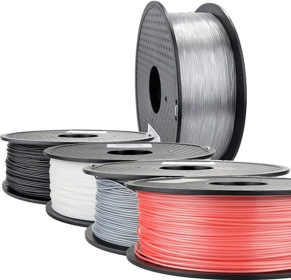QPLNTCQ Accesorios Impresora 3D 6pcs 3D Haces de filamentos de ...