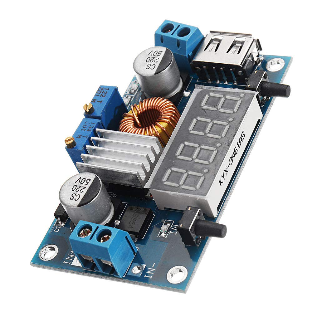 Constant Current Voltage Power Module Battery Charging Control Board