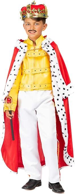 VENEZIANO Disfraz Freddy Singer Rock Baby Vestido Fiesta de ...