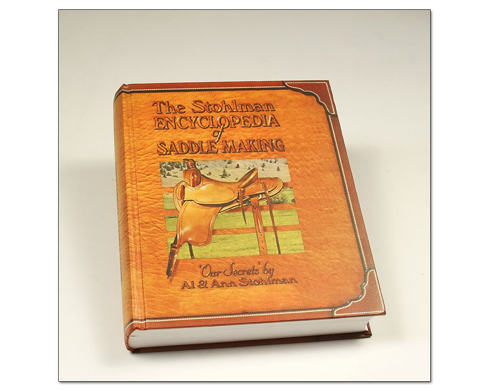 Tandy Leather Stohlman Encyclopedia of Saddlemaking 61940-05
