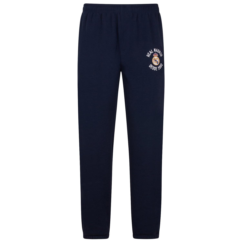 Forro Polar Pantal/ón de Fitness para Hombre Real Madrid Producto Oficial