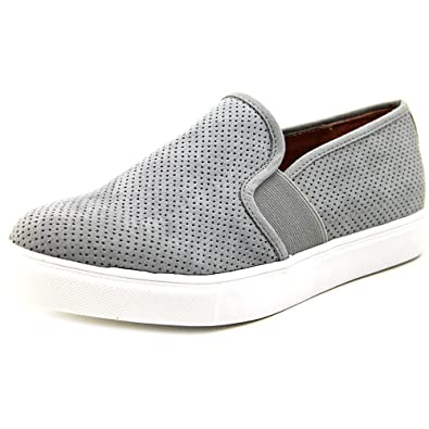 Steve Madden Women's Evangel Grey Loafer