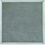 6 STAGE ELECTROSTATIC AIR FILTER HOME WASHABLE PERMANENT LASTS A LIFETIME FURNACE OR A/C USE NON-RUSTING ALUMINUM FRAME…
