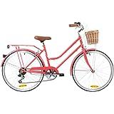REID Girl's Vintage Classic Petite Bike - Watermelon
