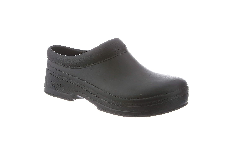 Klogs Footwear Women/'s Dusty Slip-Resistant Work Clogs Black