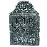 RIP Skulls 22in Tombstone