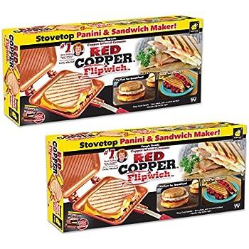 Amazon Com Diablo Stovetop Toasted Sandwich Snack Maker