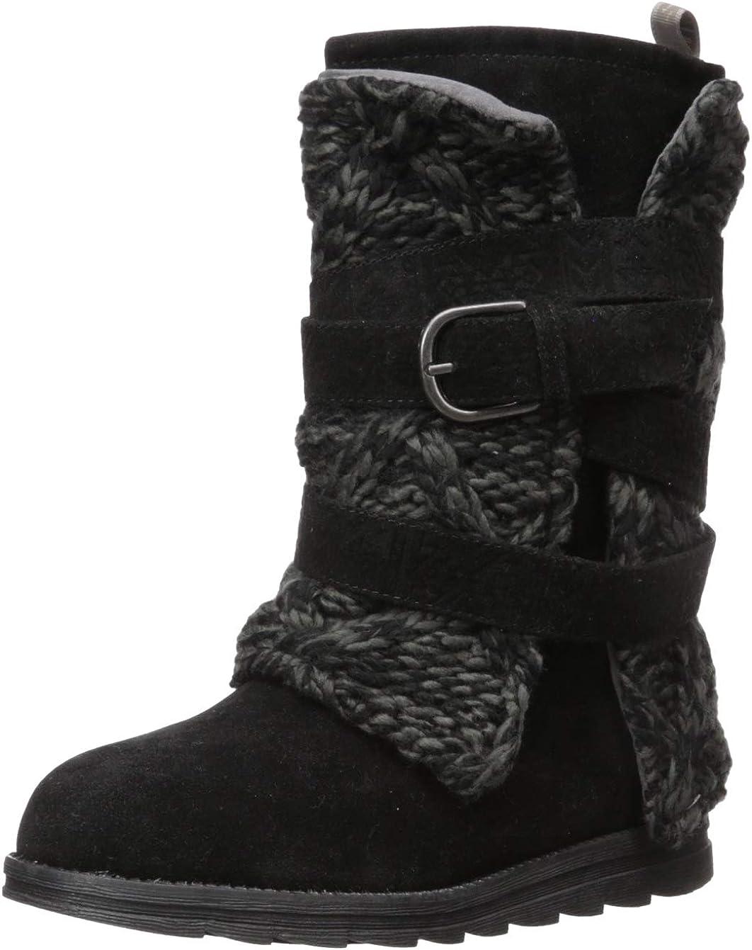 | MUK LUKS Women's Nikki Boots Mid Calf | Mid-Calf