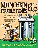 Steve Jackson Games Munchkin 6.5 - Terrible Tombs