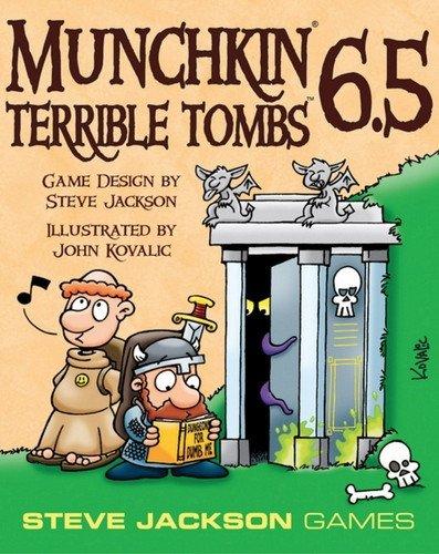 Munchkin 6.5 - Terrible Tombs