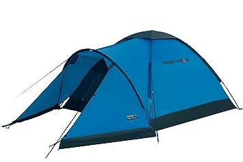 High Peak Ontario 3 Tienda, Azul/Gris, 180 x 305 x 120 cm: Amazon.es: Deportes y aire libre