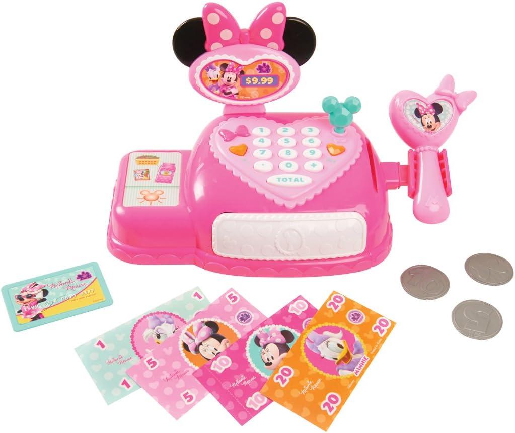 Happy auxiliares del Minnie Bowtique caja registradora , color/modelo surtido: Amazon.es: Juguetes y juegos