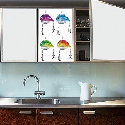 Amazon com: YOLIYANA Control Heat and Anti UV Window Cling