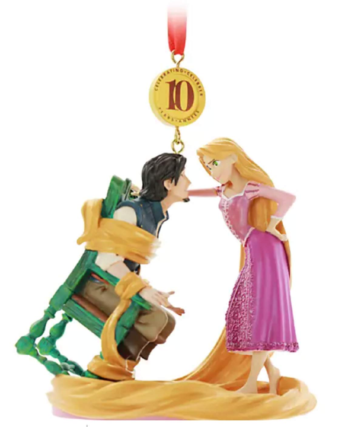 Sketchbook Tangled Legacy Ornament – 10th Anniversary – Limited Release