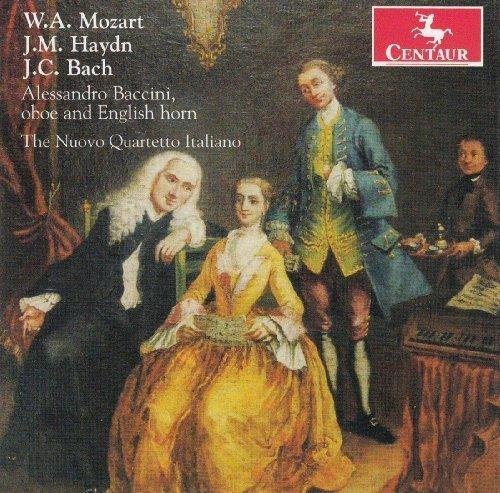 Oboe & English Horn by Mozart, Haydn, Bach, J.C. (2012-05-15) ()