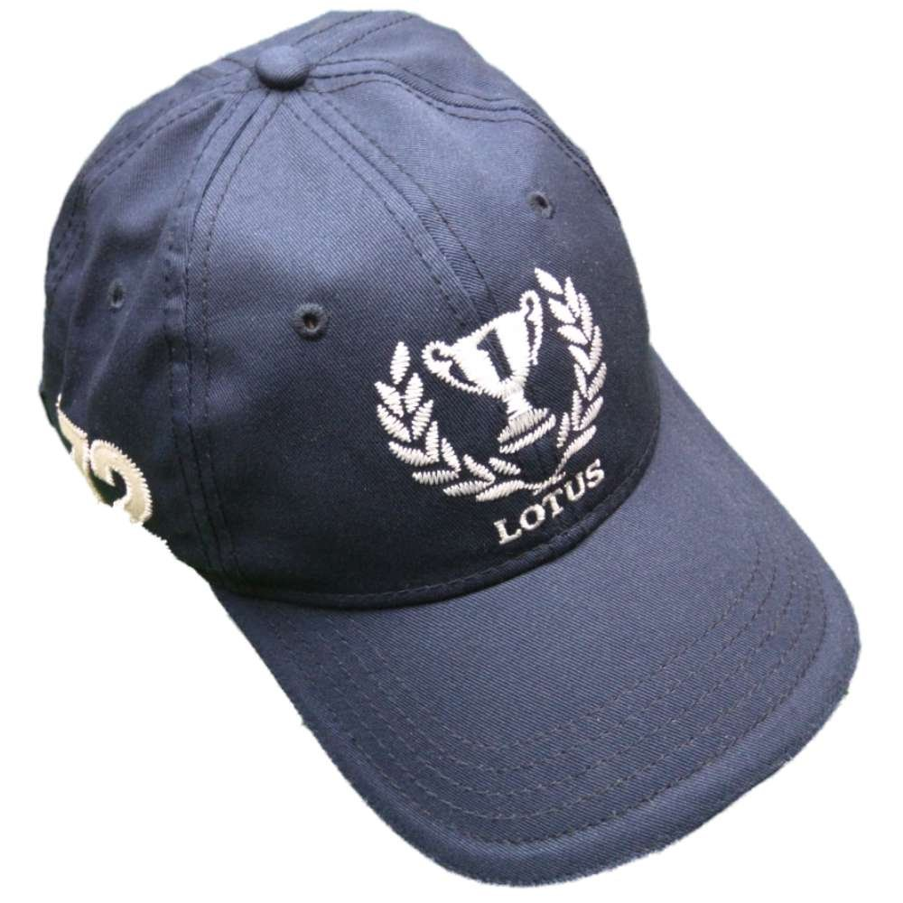 Gorra del equipo Lotus de Fórmula 1, original, diseño con trofeo ...