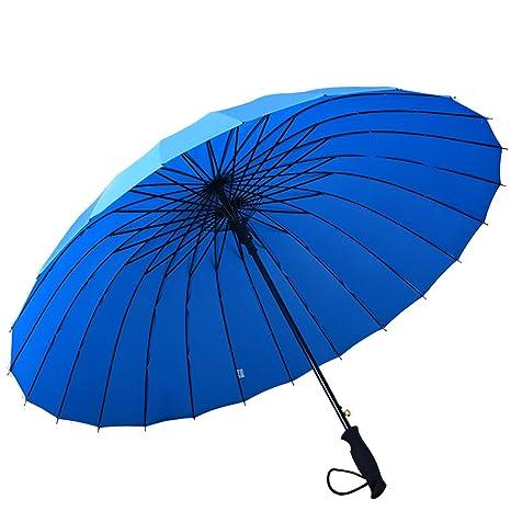 f869dc8551f2 Amazon.com: LissomPlume Unisex Compact Travel Cane Umbrella 24 Ribs ...
