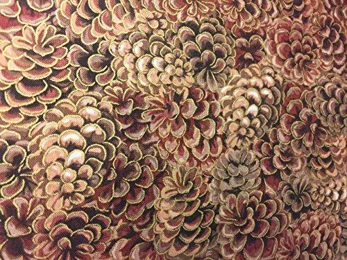 curtain rod pine cone - 6