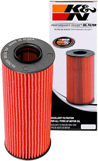 K/&N Premium Oil Filter: Designed to Protect your Engine: Fits Select CHRYSLER//DODGE//JEEP//RAM Vehicle Models HP-7025 See Product Description for Full List of Compatible Vehicles