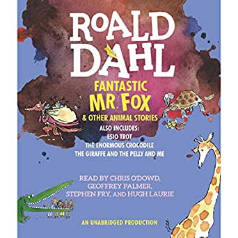 Amazon.com: Fantastic Mr. Fox and Other Animal Stories: Includes ...