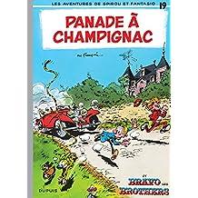 Spirou et Fantasio 19  Panade à Champignac
