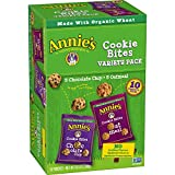 Annie's Cookies Bites Variety Snack Pack, 10.5 Ounce offers