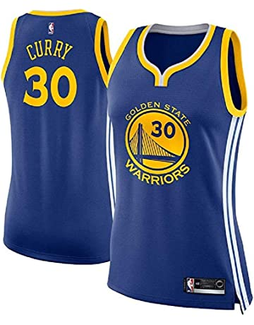 c622143c1bc Women s Stephen Curry  30 Golden State Warriors Blue Swingman Jersey
