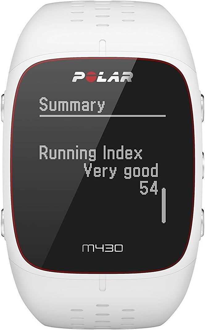 Polar M430 - Reloj de Correr con GPS y Frecuencia cardíaca en la ...