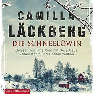 Die Schneelöwin (Erica Falck & Patrik Hedström 9) Hörbuch