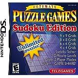 Puzzle Games Sudoku Edition - Nintendo DS