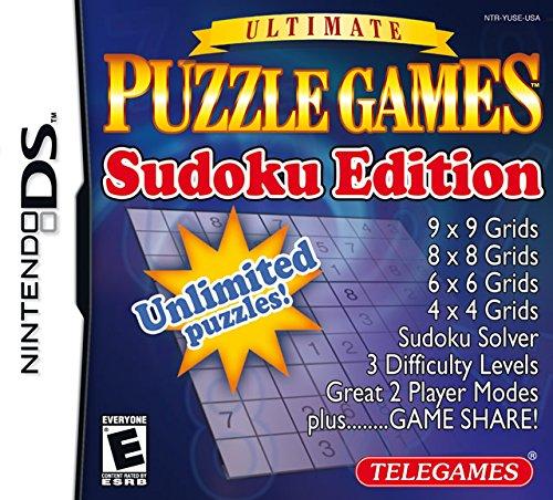 Puzzle Games Sudoku Nintendo DS product image
