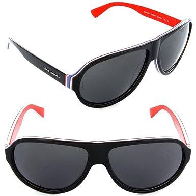 3a0f6c45d57a Amazon.com  Dolce   Gabbana Men s DG4204 Sunglasses   Cleaning Kit ...
