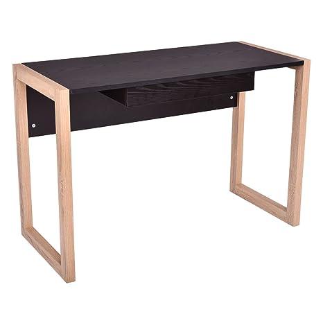 Amazon.com: Mesa de escritorio para ordenador portátil de ...