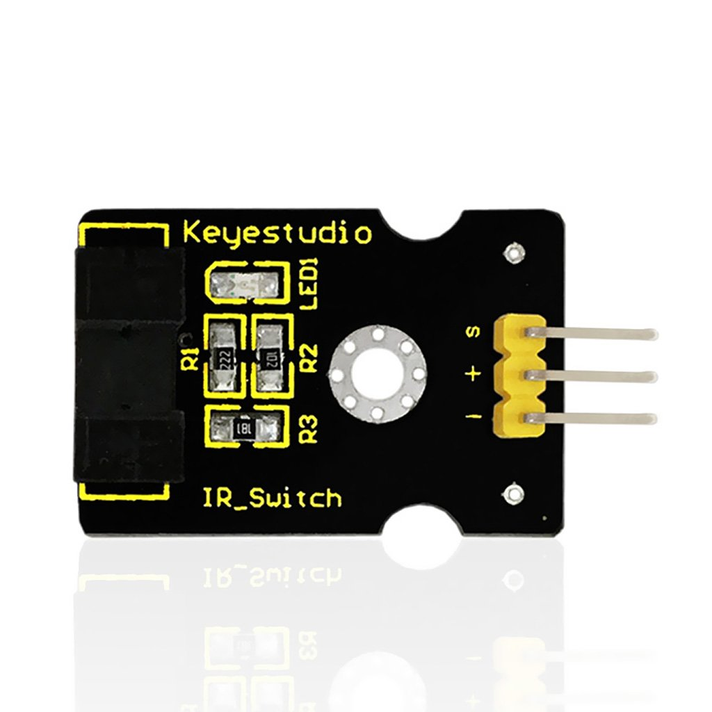 Photo Interrupter Module Sensor DIY Board for Arduino UNO R3
