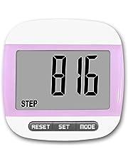MyTrackz Schrittzähler, Pedometer, Kalorienzähler, Kilometerzähler, Stepcounter, Gürtelclip, Schrittmesser, Step Counter, Einfache Bedienung, Günstig Bestellen