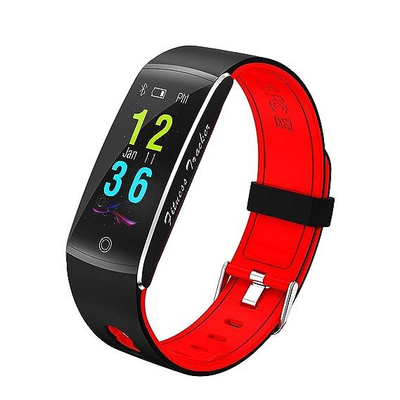 Amazon.com: F10 Sport Mode Bluetooth Bracelet Smartwatch ...