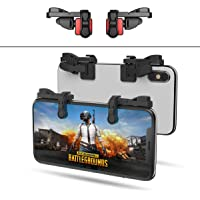 【1 Pair】 IFYOO Z108 Mobile Gaming Controller Compatible with PUBG Mobile/Fortnitee Mobile/Call of Duty Mobile, Sensitive…