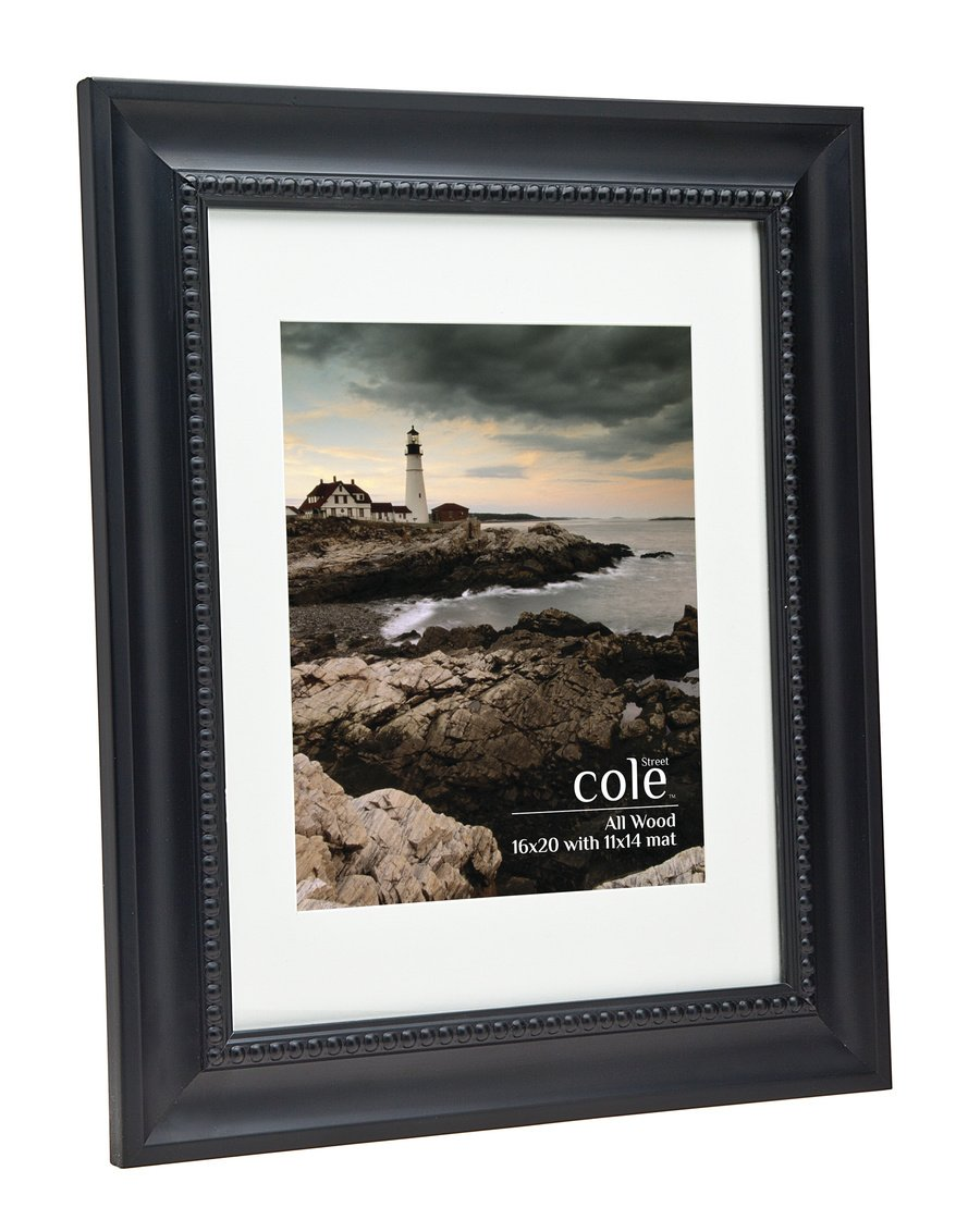decor cor x d collection with wide matted flat mat studio by black frame home portrait u