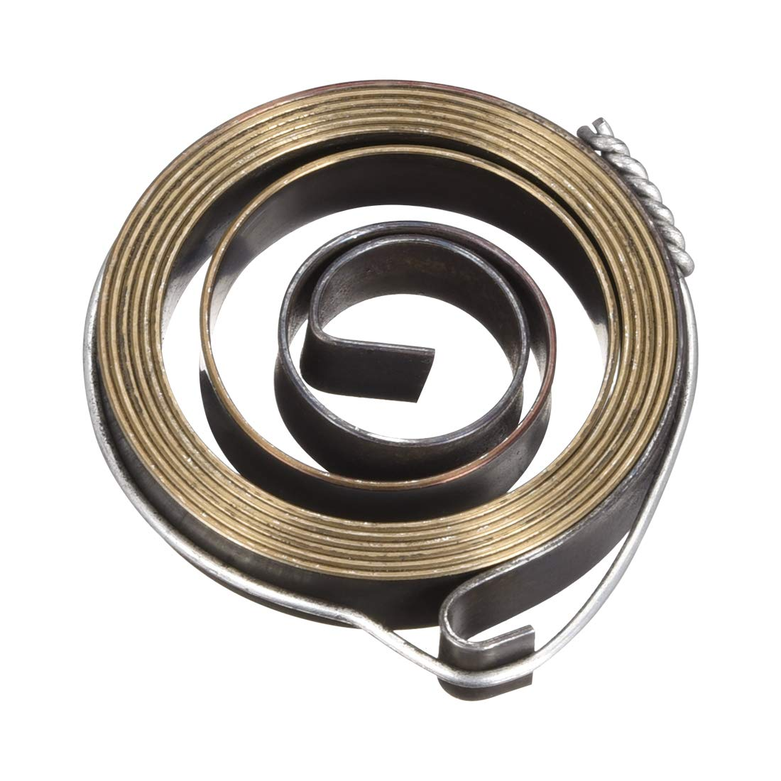 47 x 30 x 0.7mm 4.6Ft Long Quill Feed Return Coil Spring Assembly uxcell Drill Press Spring