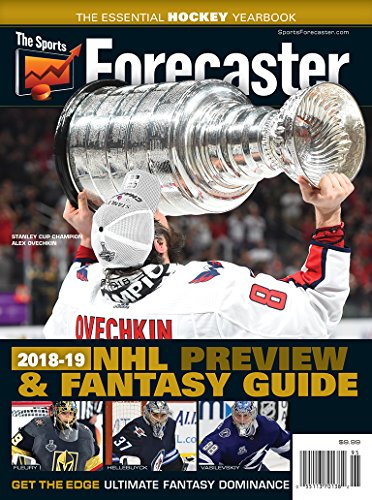 - The Sports Forecaster 2018-19 NHL Preview & Fantasy Yearbook