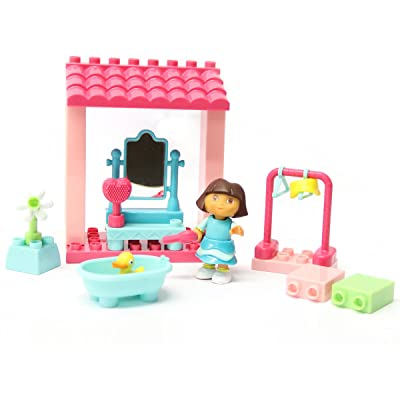 Megabloks Dora's Bath Time: Toys & Games